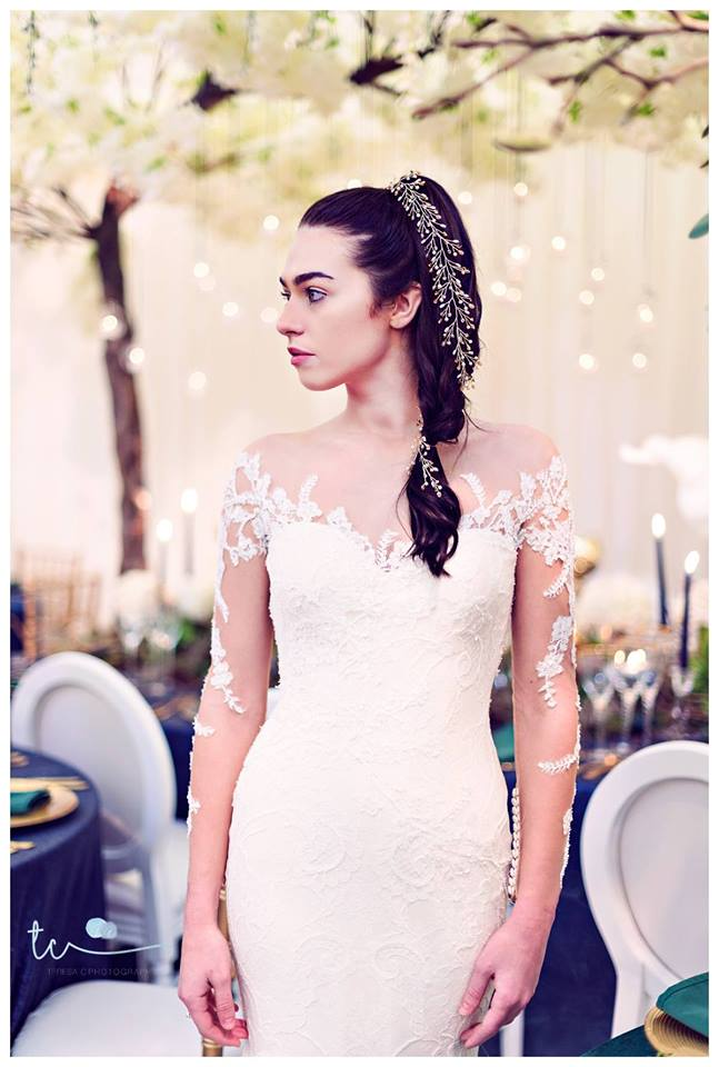 West Woman Bride Show Wedding 8