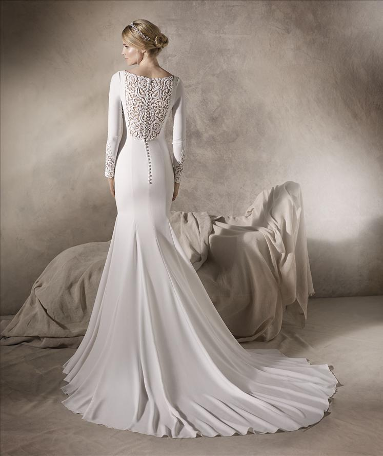Pronovias la sposa knutsford wedding gallery for La sposa wedding dress price