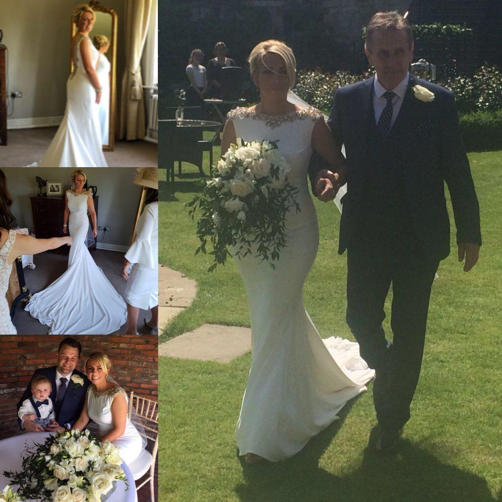 Pronovias Real Wedding Inspiration: Knutsford Wedding Gallery